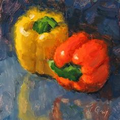 """Belle Peppers"" - Naomi Gray"