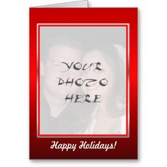 22 best greeting cards note cards big greeting cards images on add your favorite photo to this happy holidays greeting card 350 each note cards 295 m4hsunfo
