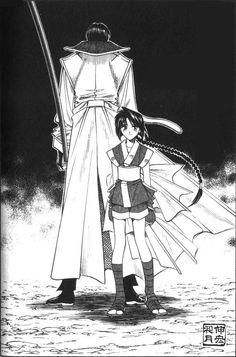 Aoshi&Misao