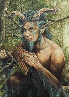 Pan   Sacred Wicca