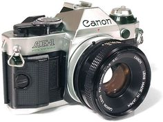 The Canon AE-1 Program - Index Page
