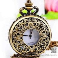 I think you'll like Pocket Watch Victorian Style Necklace Locket Pendant Chain (PWAT0101). Add it to your wishlist!  http://www.wish.com/c/5209d5f33deaf74a68c65e54