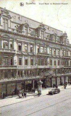 Galeries Anspach 1922