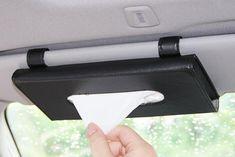 Car Tissue Box