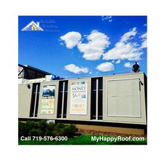 Money Museum roof repair by Reliable Roofing Systems, Colorado Springs  http://www.myhappyroof.com/