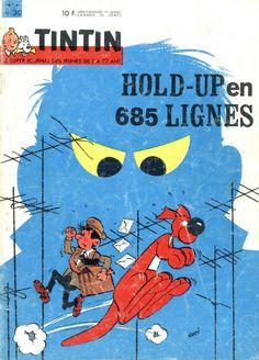 Le Journal de Tintin - Edition Belge - N°  932 - 1964-30 - Mardi 28 Juillet 1964 - Couverture : Henri Ghion