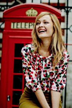 Dial up your style. Shop with 15% off for 24 hours with code LDN1 (UK) or LDN2 (US) #Boden #AW14