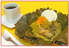 Tamal Tolimense Tamales, Colombian Breakfast, Colombian Food, Mexican, Ethnic Recipes, Gastronomia, Dishes, Recipes, Meals