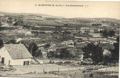 St Antoine - Vue Panoramique
