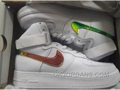 new style c6d90 6b10e Nike Air Force 1 806403-100 White Women Men Sneaker Cheap To Buy