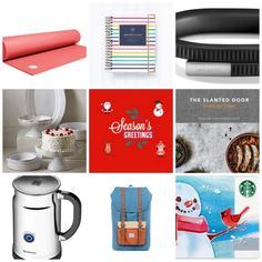 My Holiday Gift Guide from Treats with a Twist