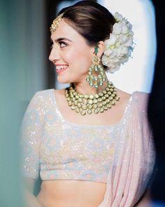 Bridal Hairstyle Indian Wedding, Bridal Hair Buns, Bridal Hairdo, Indian Bridal Hairstyles, Wedding Hairstyles For Long Hair, Hair Wedding, Short Hair, Bridal Photoshoot, Wedding Wear
