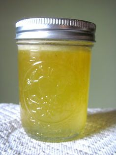 Creating Nirvana: Pineapple Jelly - Making this tonight.