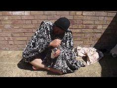 Jak się zmienić w bezdomnego i zarabiać pieniądze na ulicy  w ulung tv
