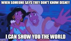 Image tagged in aladdin Funny Disney Memes, Disney Facts, Crazy Funny Memes, Wtf Funny, Disney Pins, Disney Stuff, Disney Love, Aladdin Meme, Disney And Dreamworks
