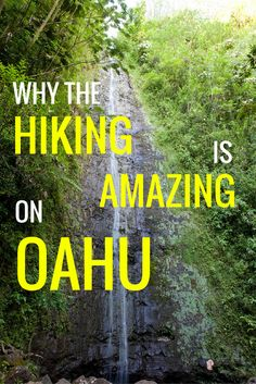 """Another pinner said: """"One of my favorite things to do while vacationing in Hawaii is to plan multiple hikes around the island."""" And i agree! Hawaii Life, Oahu Hawaii, Maui, Blue Hawaii, Places To Travel, Places To Go, Travel Sights, Nightlife Travel, Oahu Vacation"""