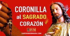 LA CORONILLA AL SAGRADO CORAZON DE JESUS