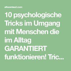 10 psychologische Tricks im Umgang mit Menschen die im Alltag GARANTIERT funktionieren! Tricks zur Manipulation: Halo-Effekt, Priming, Pacing, NLP Tricks