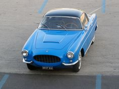 1956 Fiat 1100 TV Boano Giannini