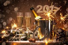 Best Happy New Year Cards 2017 with Beautiful Images. Share New Year Resolution Ecards and Greetings with friends and family. 2017 wishing images with quotes.