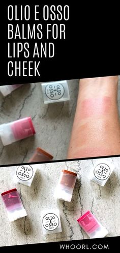Looking for a versatile thing of makeup? These balms are great for lips and cheeks. They come in a variety of colors and shades for every skin tone! #beauty #makeup #versatile