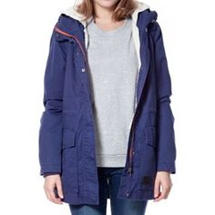 Vans Seneca Parka - Col.eclipse the-urban-shop blu-marino Inverno