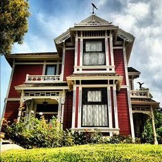TV Houses | house used in tv show charmed
