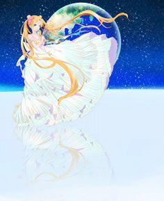 Sailor Moon / Moon Princess / tumblr