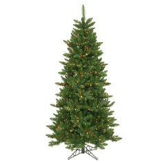 6.5' A860867 Camdon Fir - Green Christmas Tree
