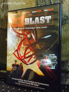 The Johns Family:  23 Blast Movie GIVEAWAY (ends 2/12/15)