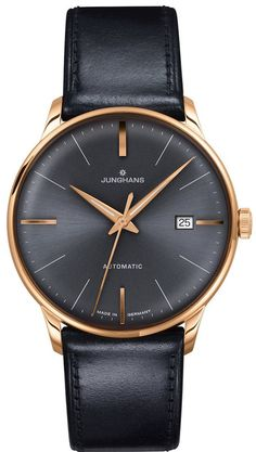 Junghans Watch Meister Classic Pre-Order #basel-15 #bezel-fixed #bracelet-strap-leather #brand-junghans #case-depth-9mm #case-material-rose-gold-pvd #case-width-38-4mm #date-yes #delivery-timescale-call-us #dial-colour-grey #gender-mens #luxury #movement-automatic #new-product-yes #official-stockist-for-junghans-watches #packaging-junghans-watch-packaging #pre-order #pre-order-date-30-06-2015 #preorder-june #style-dress #subcat-meister #supplier-model-no-027-7513-00…