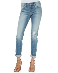 Cooper Skinny Jeans by Joe\'s Jeans at Neiman Marcus.