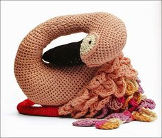 In book Crocheted Wild Animals by Vanessa Mooncie