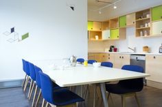New Bamboo Offices - London - Office Snapshots