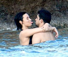 Demi Lovato and Wilmer Valderrama packed on the PDA while vacationing together in St. 16 — check out the steamy photos Demi Wilmer, Make Out Session, Wilmer Valderrama, Vacation Pictures, Demi Lovato, Vacation Trips, Making Out, Celebrity News, Celebrities