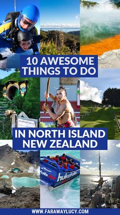 10 Awesome Things To Do In North Island New Zealand 10 Awesome Things To Do In North Island New Zealand. Places to visit in North Island New Zealand. What to See in North Island New Zealand. Brisbane, Melbourne, Sydney, New Zealand Itinerary, New Zealand Travel Guide, Adventure Awaits, Adventure Travel, Backpacking Europe, Travel Guides