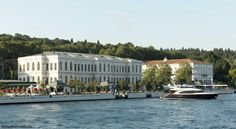 Four Seasons Istanbul at the Bosphorus (Istanbul, Turkey)