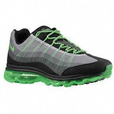 buy cheap f6d4f 0e70a Nike Air Max 95 Dynamic Flywire. See more.  KidsShoesNearMe Black Running  Shoes, Toddler Shoes, Kid Shoes, Men s Shoes, Mens