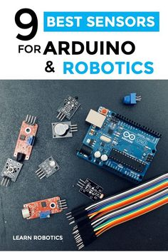 There are thousands of popular Arduino sensors. In this article, we'll explore the top 9 analog and digital sensors to use for your next Arduino project. Arduino Programmer, Diy Arduino, Arduino Laser, Arduino Wifi, Arduino Beginner, Arduino Sensors, Cool Arduino Projects, Iot Projects, Arduino Projects