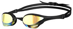 From 29.72 Sand Cobra Ultra Mirror Adult Unisex Yellow Swimming Goggles
