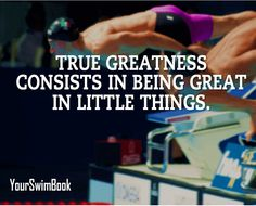 7 Quotes to Keep You Chasing Greatness in the Pool This Year - YourSwimLog.com