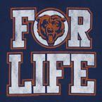 Bears fan for life!