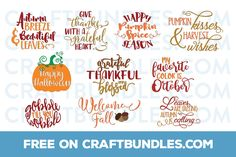 Free Graphic Design Resources - Fall Shirts - Ideas of Fall Shirts - Free fall craft bundle cut files Circuit Projects, Vinyl Projects, Free Svg, Vector Free, Cricut Tutorials, Cricut Ideas, Web Design, Graphic Design, Silhouette Cameo Projects