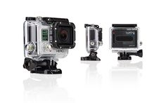 HERO3 Silver Edition | Wi-Fi Enabled | Professional Quality HD footage $299.99