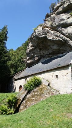 Chapelle St Gilda's, Brittany.