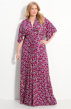 Maxi dresses for the older lady