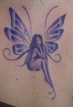 Fairy Tattoo Designs (54)