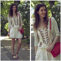 Zara Shoes, Object Dress, Mies Nobis Bracelet