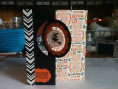 Circle SU Thinlits: Stampin' in the Sun!
