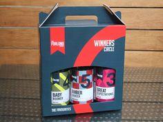 Boutique #Beer #cardboard #handle #box #Packaging on Behance